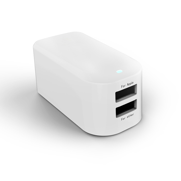 Dual USB Travel charger/Home charger