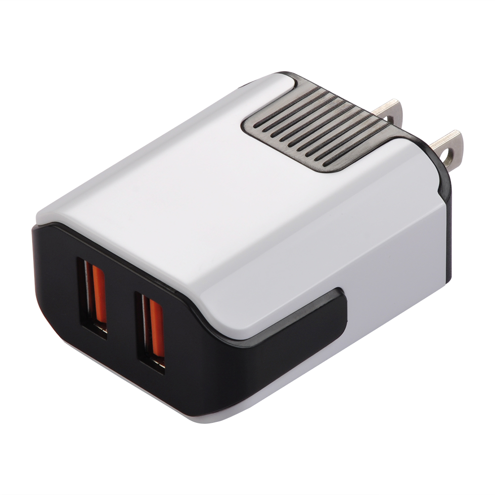 T909 2 USB AC/home charger