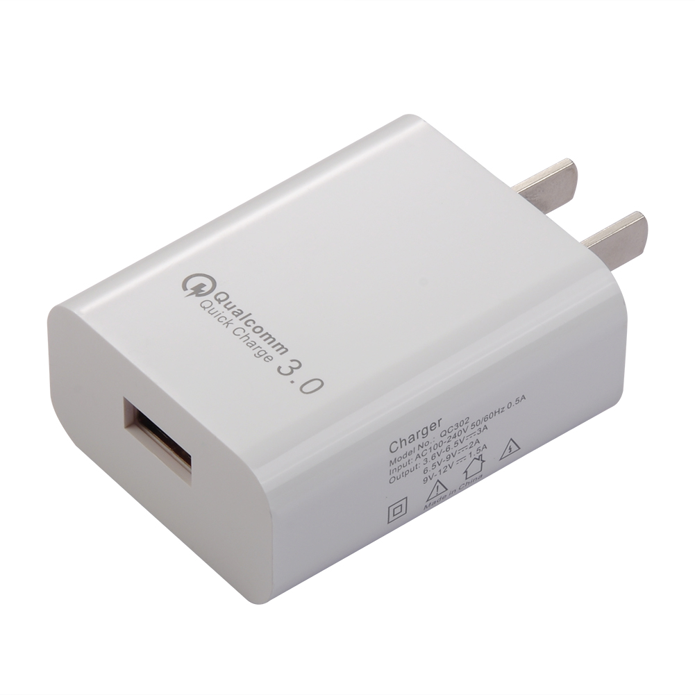 TC919 QC3.0 usb travel charger