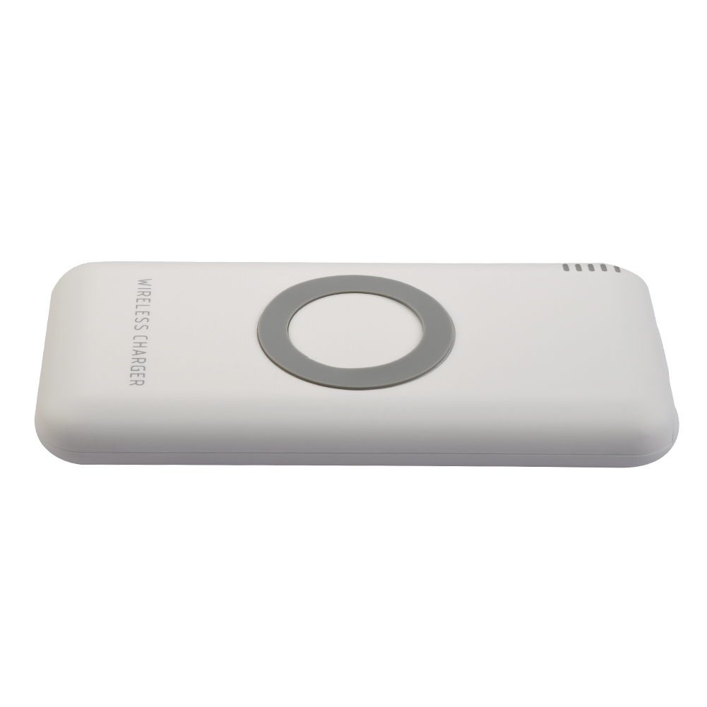 PB507 power bank with wireless charger
